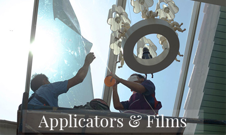 Applicators & Films